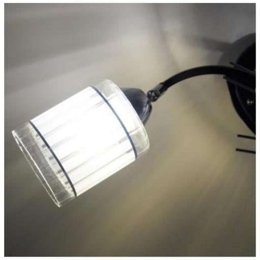 Бра настенное с плафоном LED4U 5515/1В