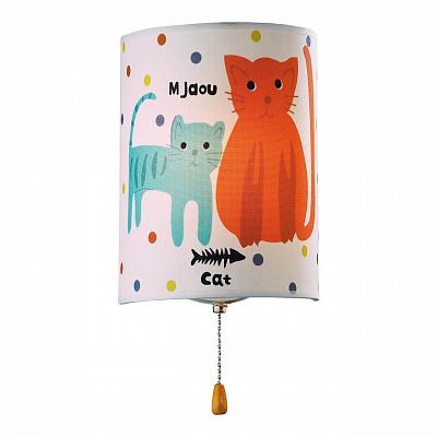 Настенный светильник Odeon Light Cats 2279/1W