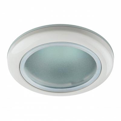 Встраиваемый светильник ЭРА Влагозащитный WR1 WH Б0005214