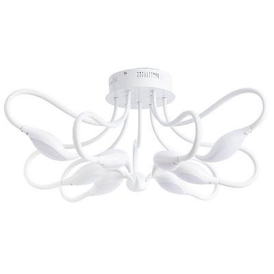 Потолочная светодиодная люстра Arte Lamp A9475PL-9WH