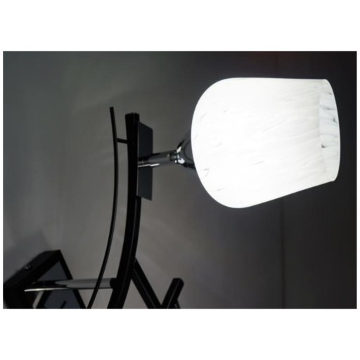 Бра настенное с плафоном LED4U 5507/1В