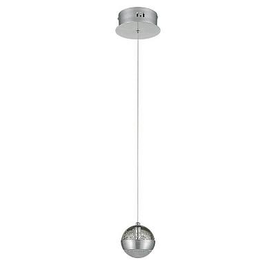 Подвесной светодиодный светильник De Markt Капелия 730010101