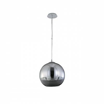 Подвесной светильник Crystal Lux Woody SP1 D200 chrome